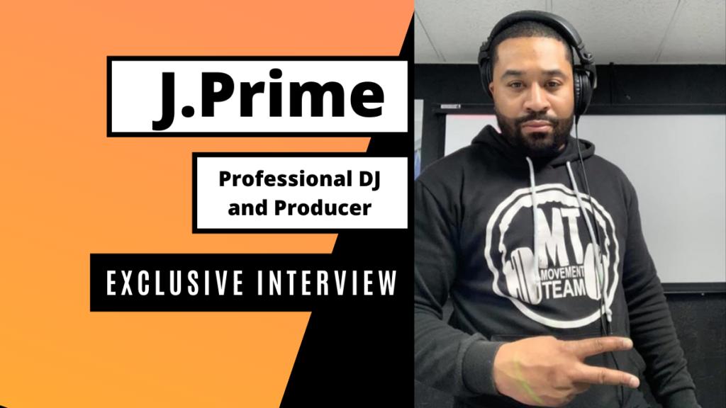 J.Prime DJ