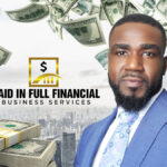 Exclusive interview with Hugues Narcisse, Founder of Paid in Full Financial