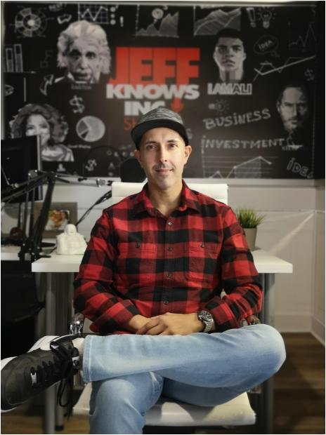 Jeff Lopes Host of Jeff Knows Inc