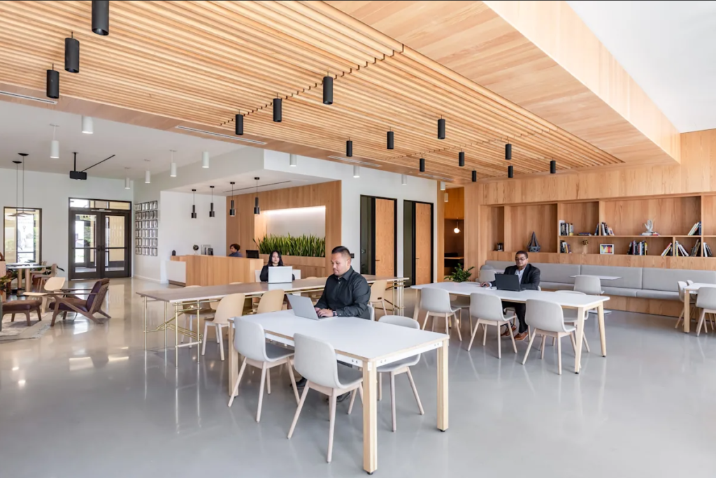 SPACES: The Office Trend of 2021