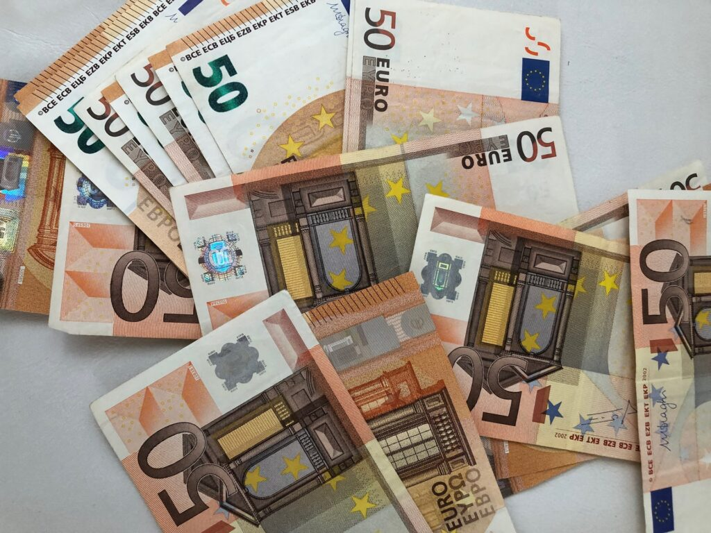 The system behind the Euro