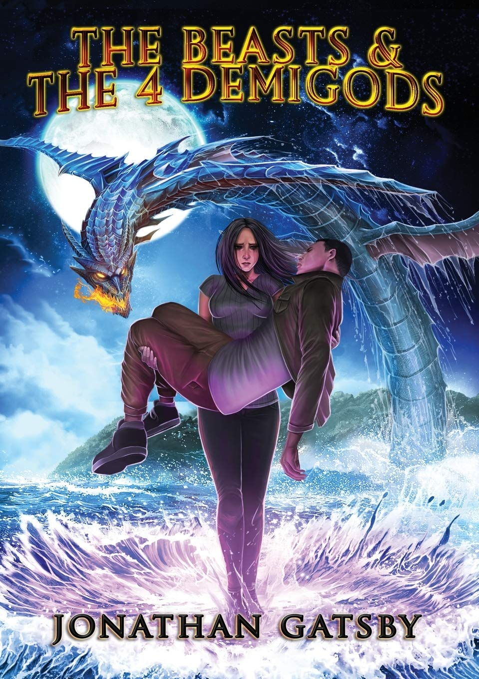 The Beasts and the 4 Demigods
