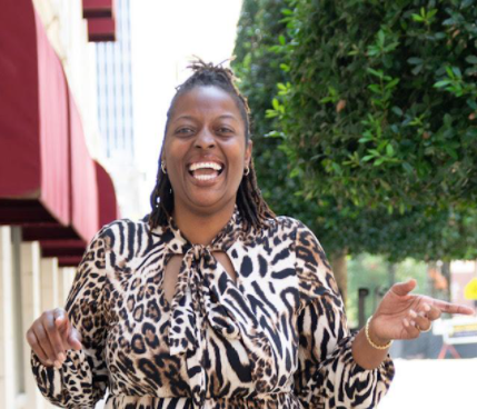 YOU ARE ENOUGH TO OVERCOME ANYTHING Says Powerhouse Speaker: Dr. Onika L. Shirley